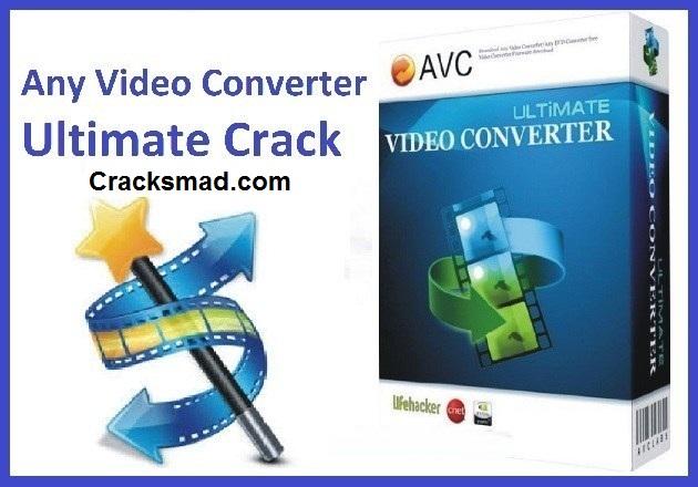 Any Video Converter Pro Crack