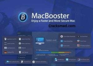 MacBooster License Key