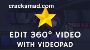 VideoPad Video Editor 7 51 Crack Plus Keygen Free Download 2020