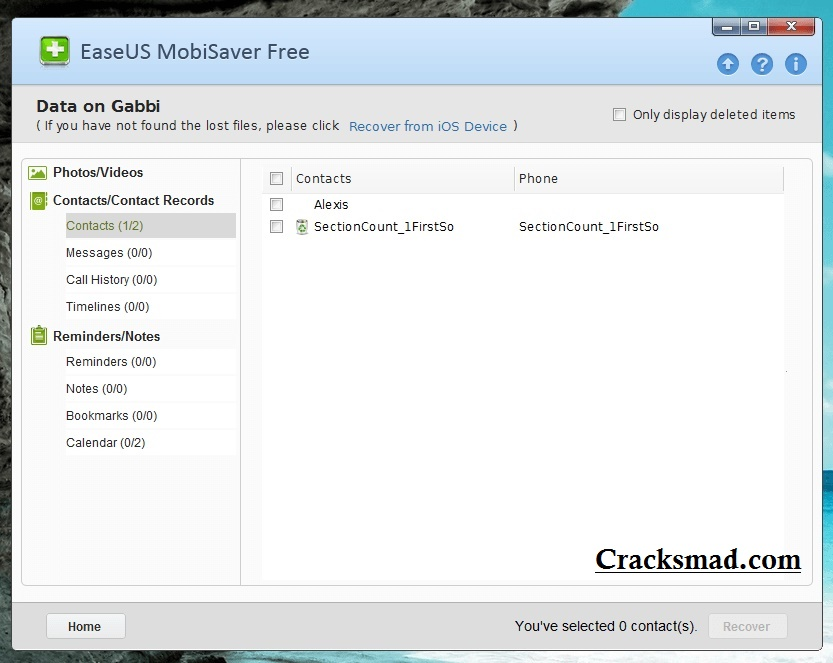 Easeus Mobisaver Pro Crack