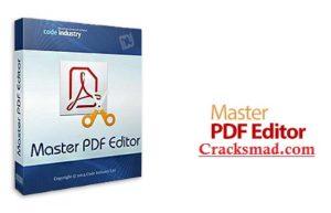 Master PDF Editor Serial Key