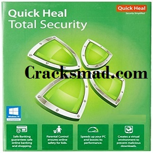 Quick Heal Security Crack